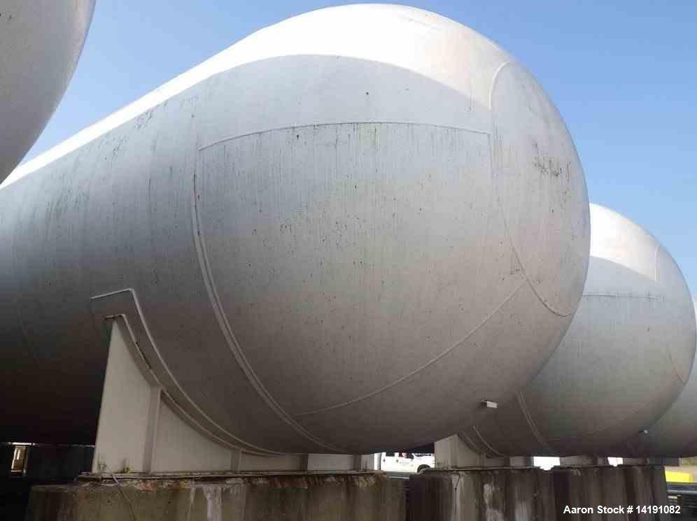 Used - AMF Beaird, Inc. 90000 Gallon Carbon Steel Horizontal Pressure Vessel