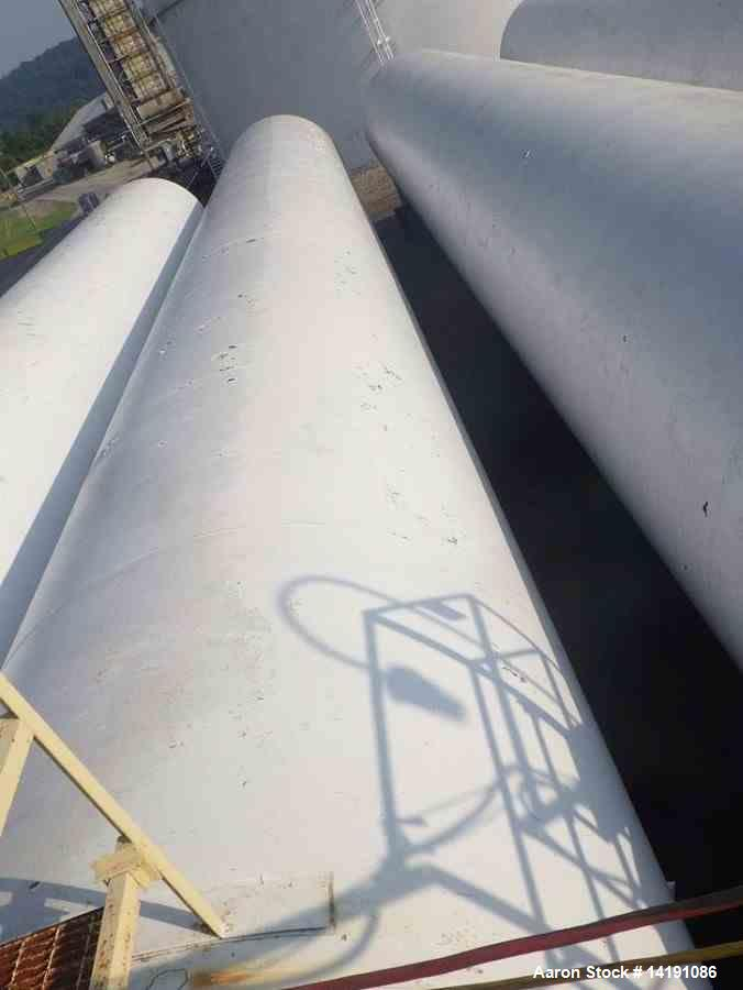 Used - AMF Beaird, Inc. 90000 Gallon Carbon Steel Horizontal Pressure Vessel.