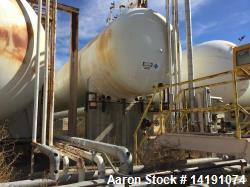 Used- Hudson Engineering Corp. Pressure Vessel, 58,750 Gallon, Horizontal Carbon
