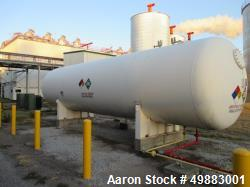 Used- Arrow Tank & Engineering Ammonia Pressure Tank.