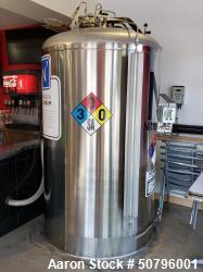 Used-Taylor Wharton Micro Bulk Liquid Nitrogen Tank