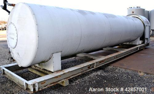 Used Airco Industrial Gases Horizontal Liquid Ca