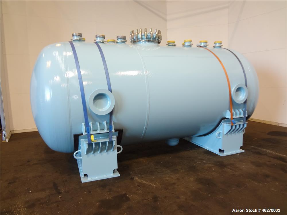 Unused Pfaudler Tank, Approximately 3,000 Gallons, Glass Lined