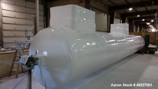 Unused- Fiberglass Tank. 5,400 gallon capacity