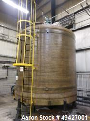 Used- Viatec Tank, 11,190 US Gallon, Model CV-144-11190-E