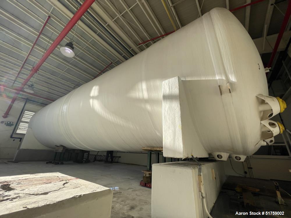 Used-Plas-Tanks Industries 36,000 Gallon Fiberglass Tank