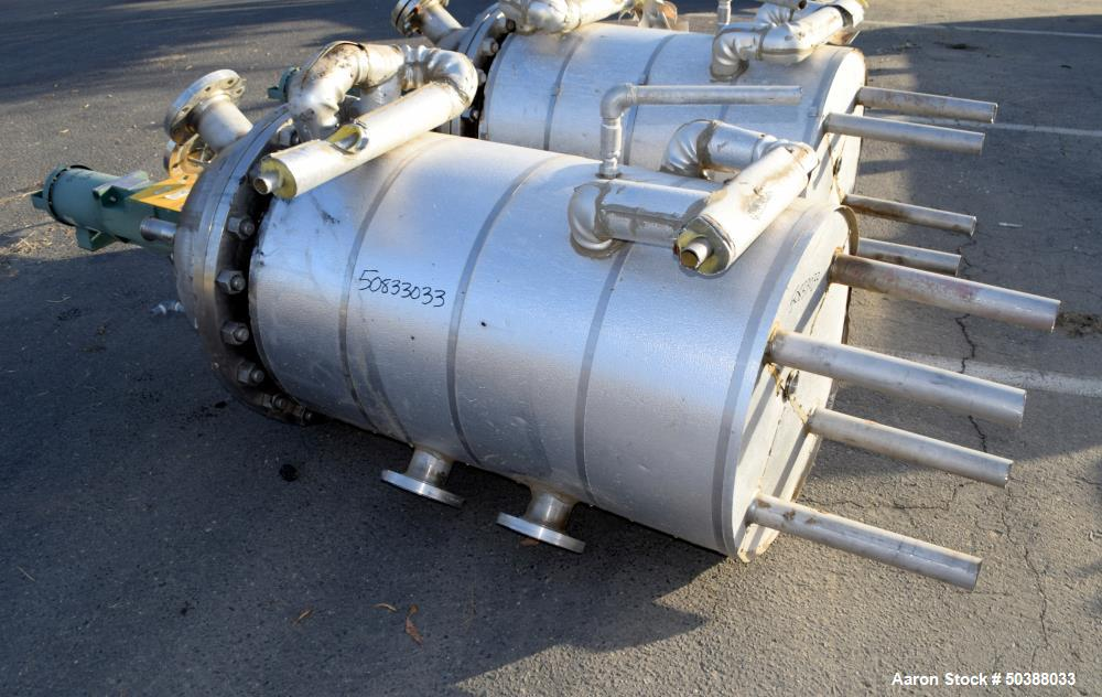 Used- Andy J. Egan Tank, Approximate 100 Gallon