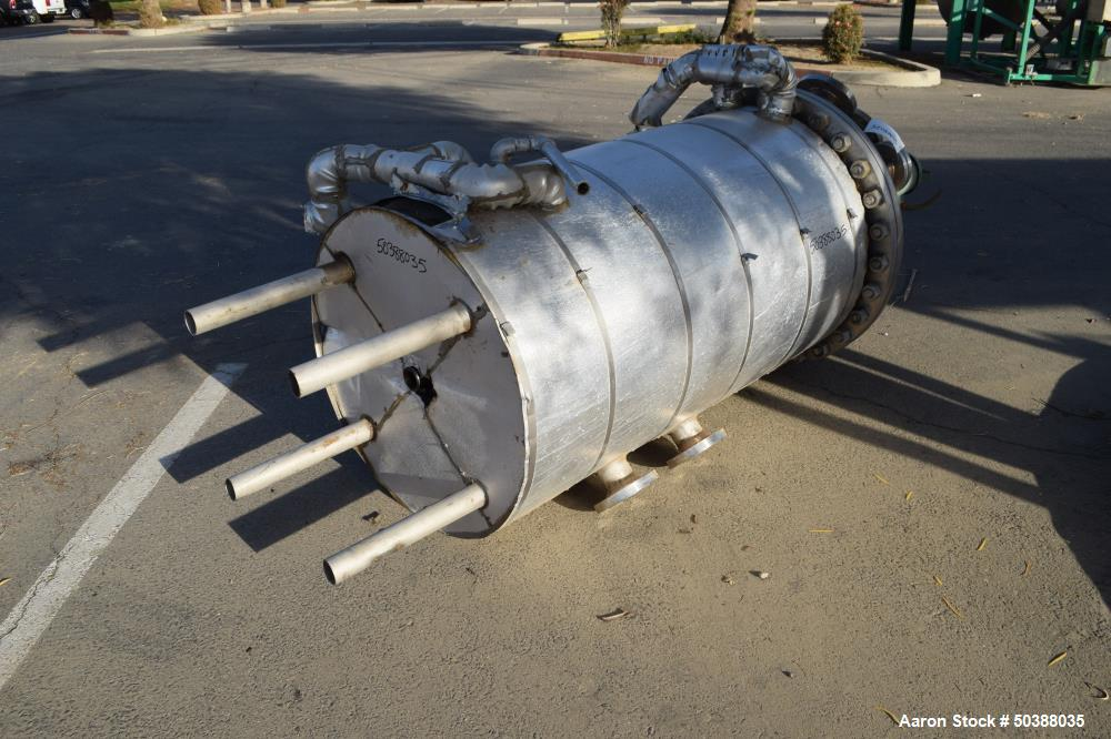 Used- Andy J. Egan Tank, Approximate 200 Gallon