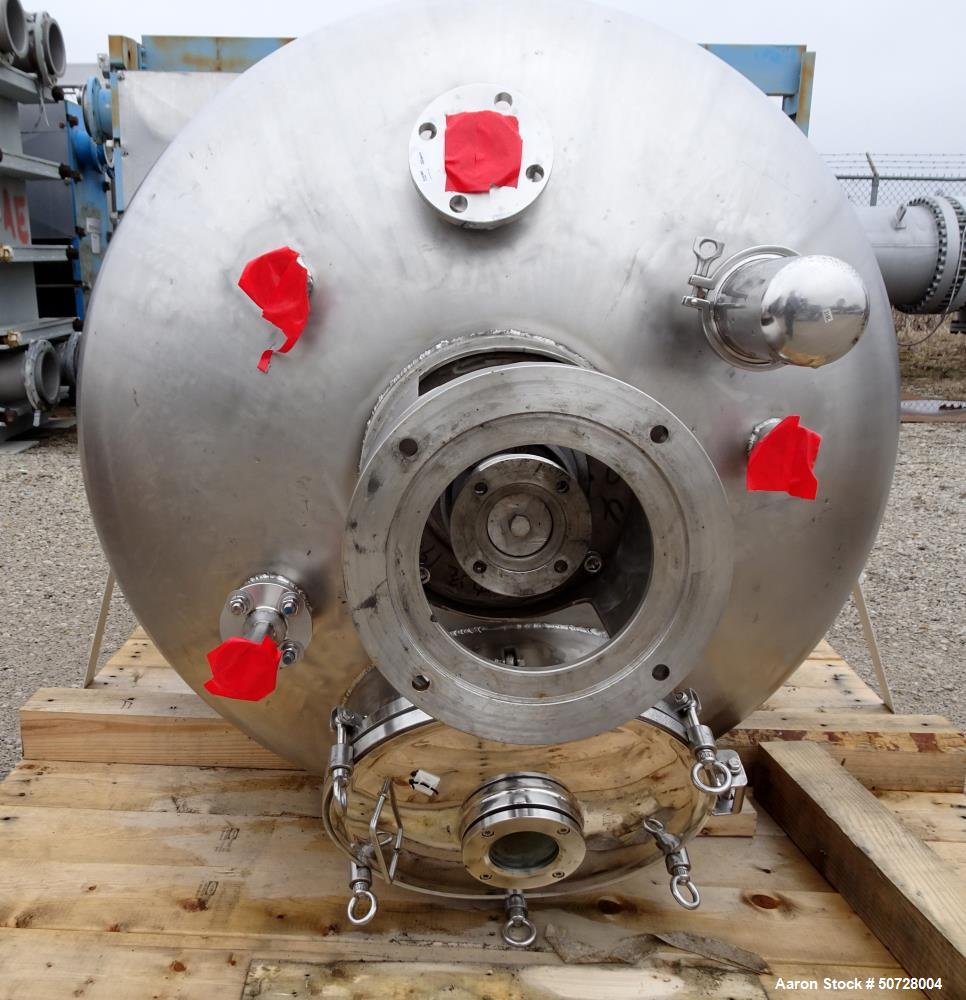 Used- Mix Tank, Approximate 350 Gallon