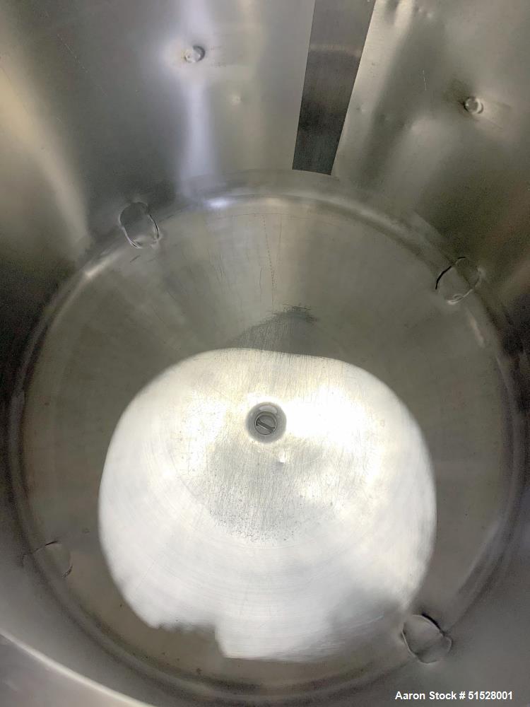 A&B Process 150 Gallon Tank