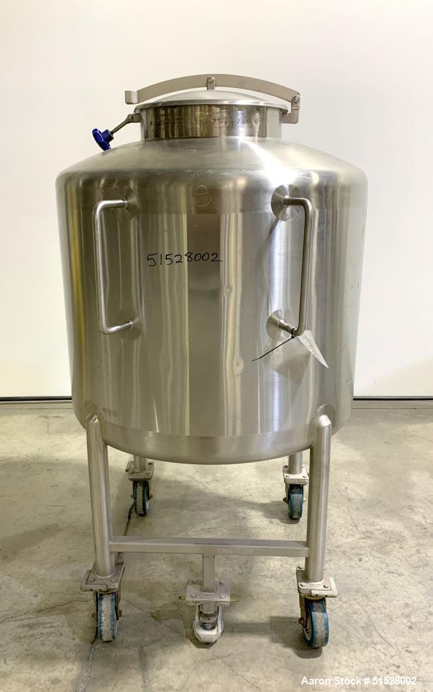 A&B Process Stainless Steel 150 Gallon Tank