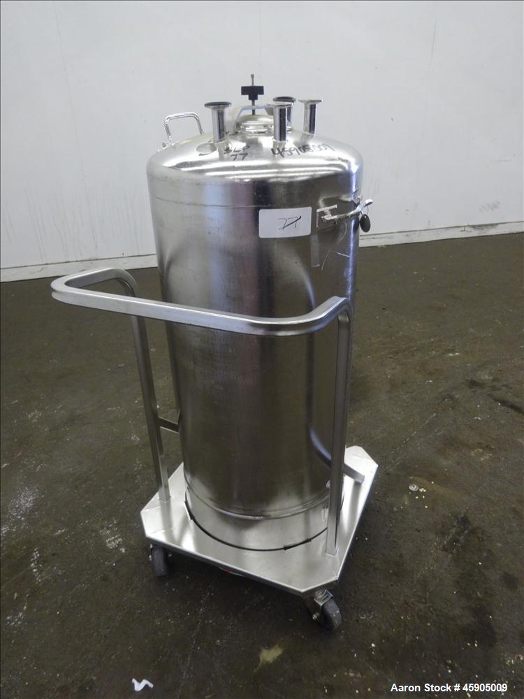 Used- Alloy Products Pressure Tank, 30 Gallon