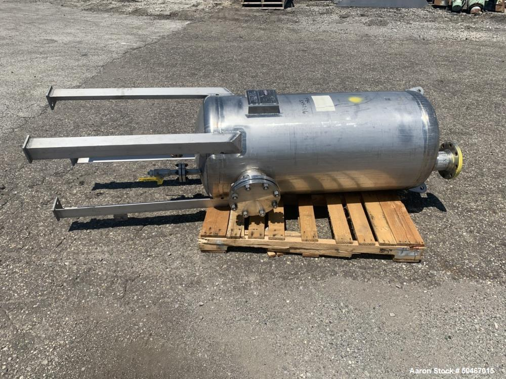 Used-90 gallon Four Corp receiver tank
