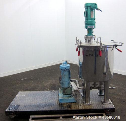 "x 32 Static SST Tube Mixer 500586  500-586 Graco Kenics 1//2/"" O.D"