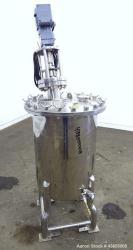 Used- 45 Gallon Stainless Steel Pressure Tank