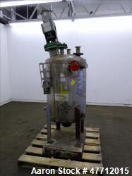 Used- A.G. Miller Pressure Tank, Approximate 80 Gallon