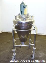 Used- Alloy Fab Pressure, 46 Gallon