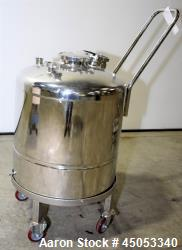 Used-Alloy Products Stainless Steel Tank-0-499 Gallons