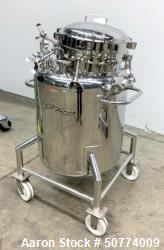 Used- B&G Custom Pressure Tank, 150 Liters