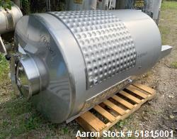 Criveller 1500 L Jacketed Storage Tank