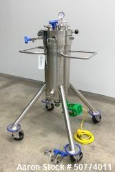Used- Feldmeier Pressure Tank, 13 Gallon