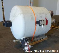 Used- Letsch/Precision Stainless Inc Pressure Tank