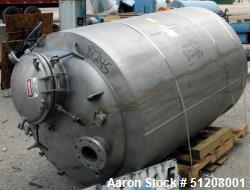 Used- Letsch Corp Reactor, 425 Gallon