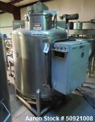 Used- United Utensils Tank, 350 Gallon