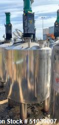 Used - REC Industries Mix Tank, Approximately 350 gallon