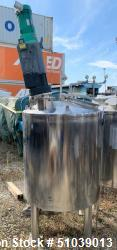 Used - REC Industries Mix Tank, Approximately 150 gallon