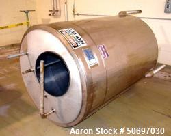 Used- Will-Flow Corp. Jacketed Tank