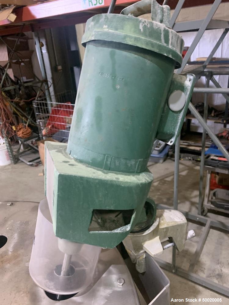 Used- Perma-San 95 Gallon Mix Tank