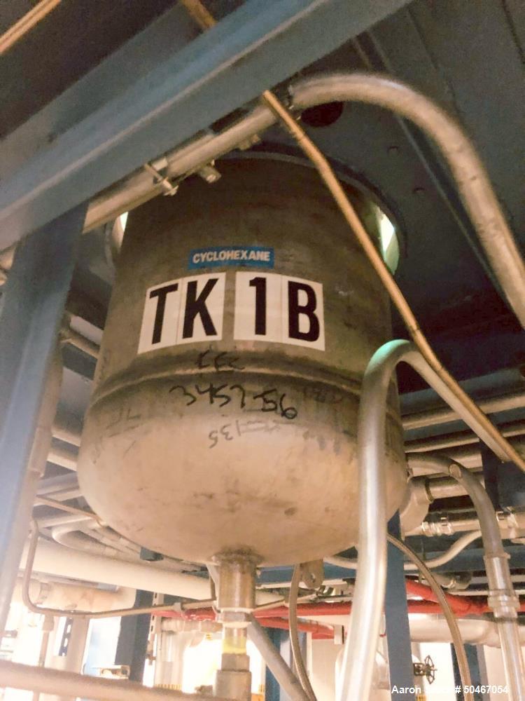 Used-25 gallon Roark Enterprises receiver tank