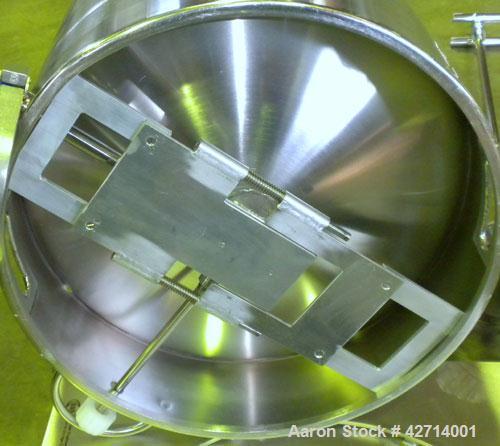 Unused - 200 Liter Stainless Steel Rutten Engineering Sterile Storage Systems Pr