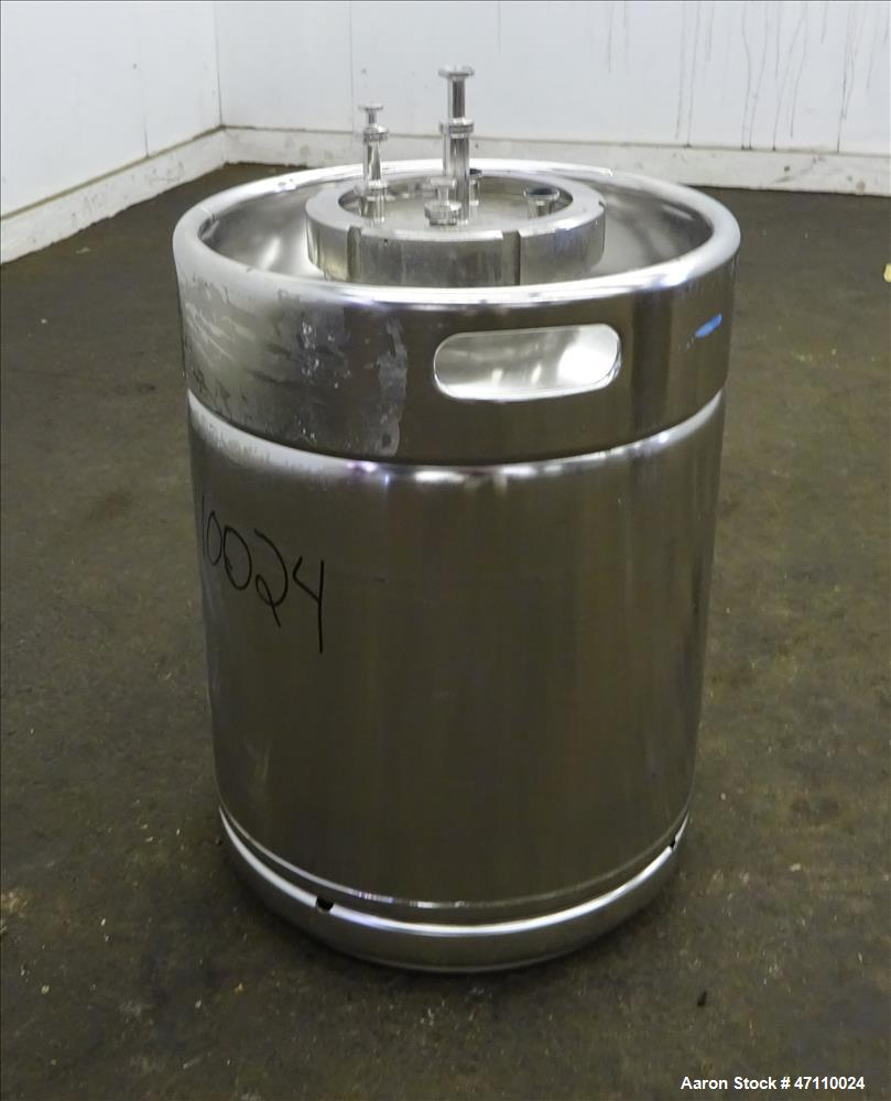 Used- Bolz Rutten Sterile Storage Systems Pressure Tank