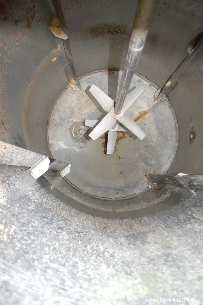 Used- Thibs Machine & Welding Tank, 438 Gallon