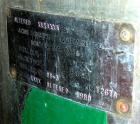 Used-Used: Javo N.V. Alkmaar pressure tank, 100 gallon, stainless steel, vertical. 30