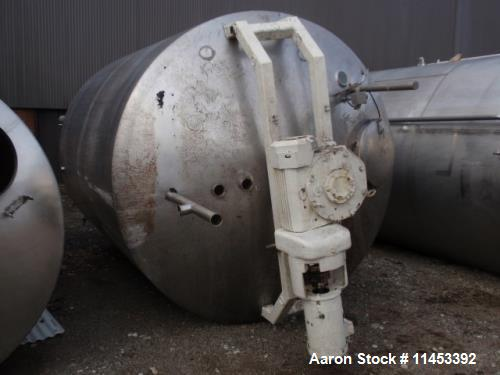 Used- Tank, Approximate 3500 Gallon