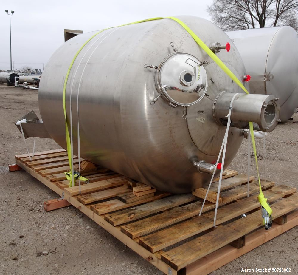 Used- Mix Tank, Approximate 2,000 Gallon