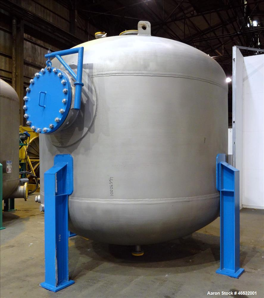Used Elliptical For Sale >> Unused- Graver Water Systems Approximate 4000 Gal