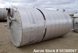 Used- Andy J. Egan Tank, Approximate 2500 Gallon