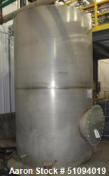 Used- Par Piping & Fabrication Tank, 2150 Gallon
