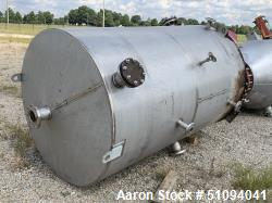 Used- Par Piping & Fabrication Tank