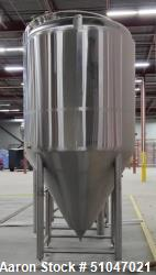 Used- 40BBL Fermentor DME (Diversified Metal Engineering)