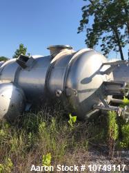 Used-Enerfab Single Wall Pressure Vessel; 4500 Gallons