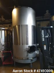 Used- Mueller 2,100 Gallon Stainless Steel Tank