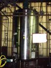 Used-Walker 1,200 Gallon 316 Stainless Steel Polished Pressure Tank.  5' Diameter x 8' with dished top and bottom, vertical;...