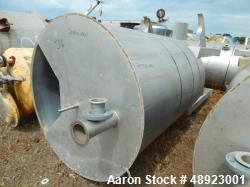 Used-Tank, Approximately 800 Gallon.