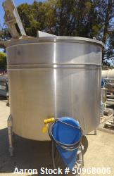 Used- Tank, Approximately 700 gallon