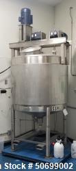 Used-JV Northwest 500 Gallon Tri-Agitated Kettle